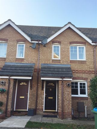 Thumbnail Terraced house to rent in Whitehead Way, Aylesbury