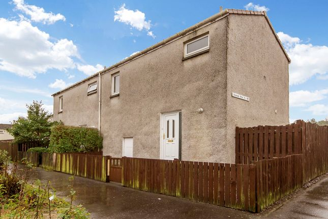 Thumbnail End terrace house for sale in Norman Rise, Livingston