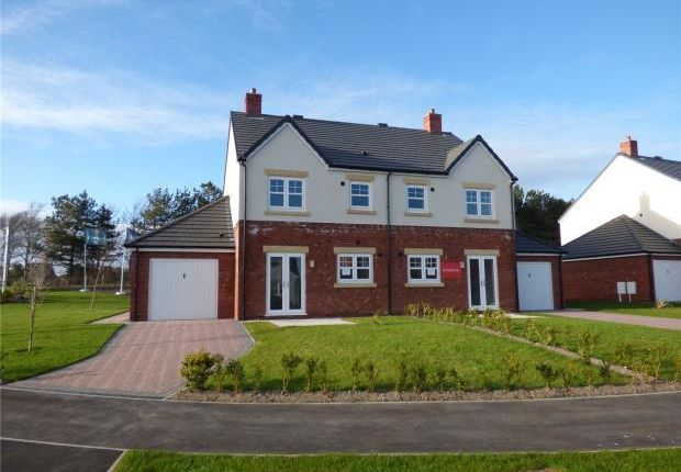 Thumbnail Semi-detached house for sale in Plot 4 Ennerdale, Harvest Park, Silloth, Wigton