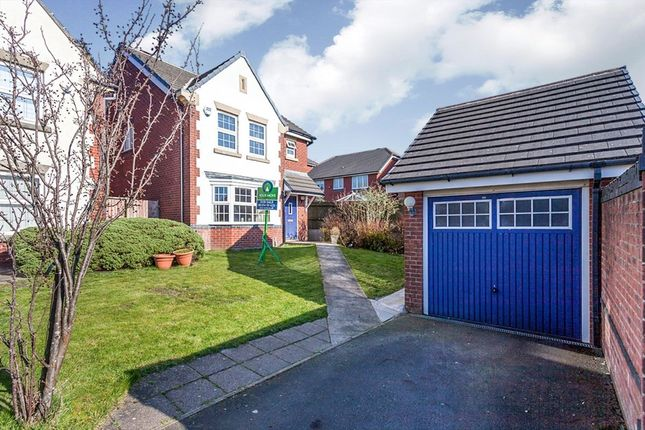 Thumbnail Detached house for sale in Nightingale Close, Blackburn