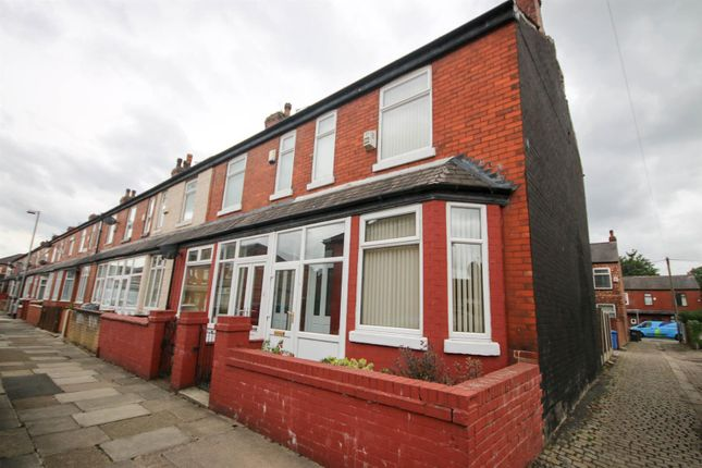 2 bed end terrace house to rent in Lansdale Street, Eccles, Manchester M30