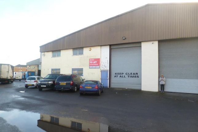 Thumbnail Industrial to let in Rhymney River Bridge Road, Cardiff