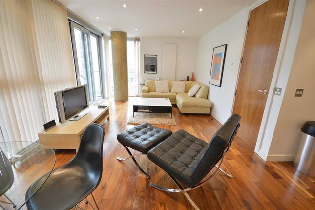 Thumbnail Flat to rent in The Edge, Manchester City Centre, Manchester