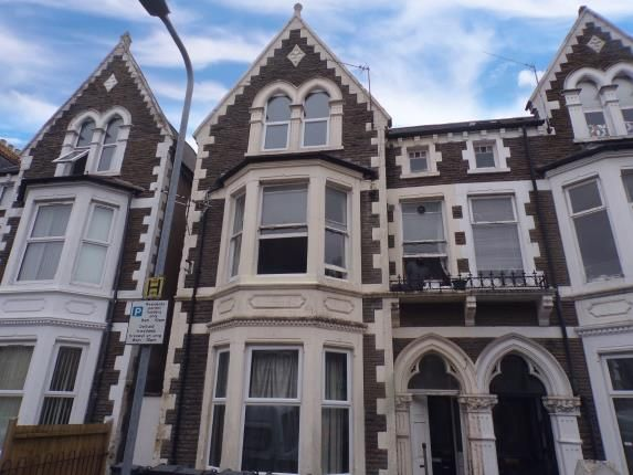 Thumbnail Flat for sale in Connaught Road, Cardiff, Caerdydd