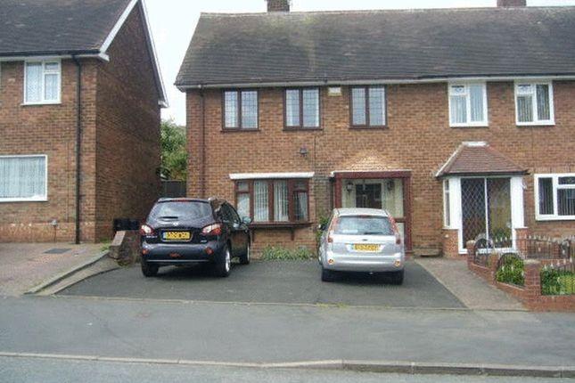 Thumbnail Terraced house to rent in Faraday Avenue, Quinton, Birmingham