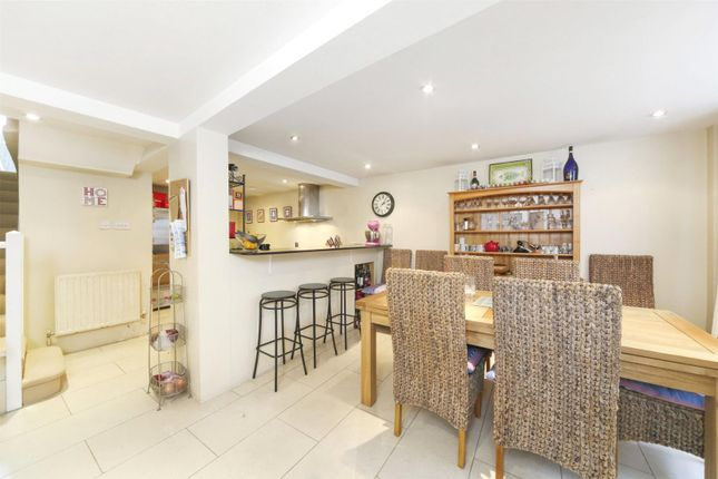 Thumbnail Terraced house for sale in Bagleys Lane, Fulham Broadway, Fulham, London
