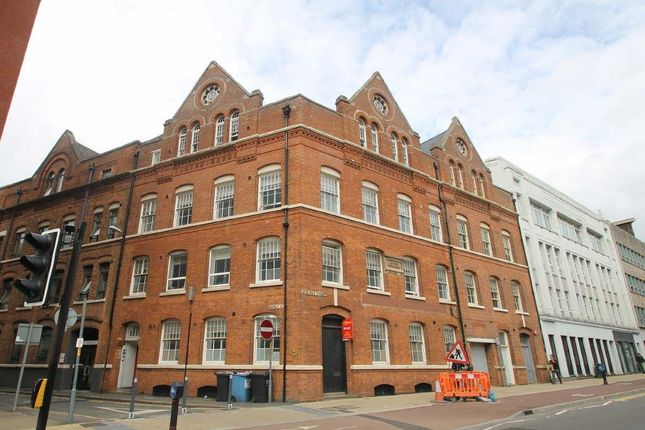 Thumbnail Town house for sale in Newarke Street, Leicester