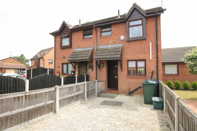 Thumbnail Terraced house for sale in Newhall Road, Kirk Sandall, Doncaster