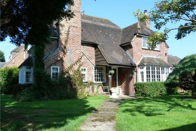 Thumbnail Detached house for sale in River Way, Christchurch, Dorset
