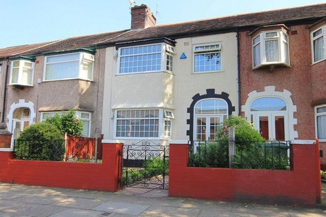 Thumbnail Terraced house for sale in Broad Green Road, Broadgreen, Liverpool