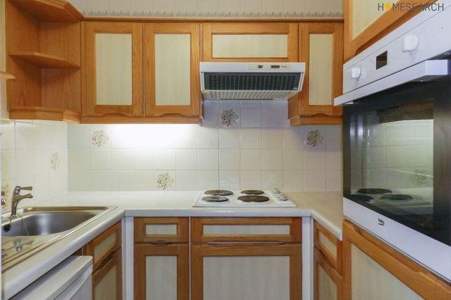 Kitchen of Homethorne House, Crawley RH11