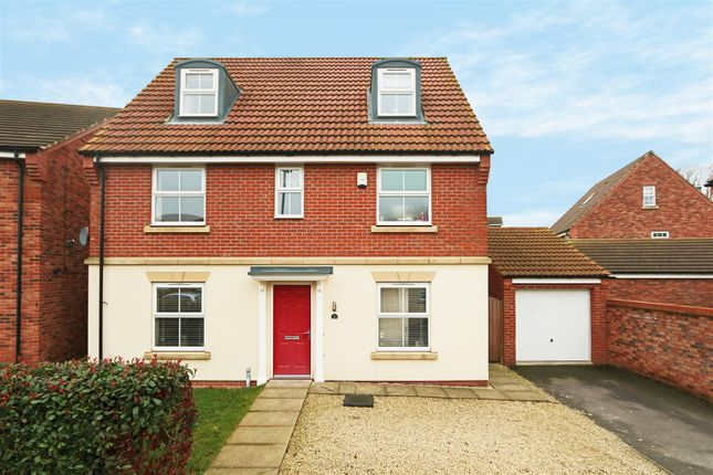 Thumbnail Detached house for sale in Axmouth Drive, Mapperley, Nottingham