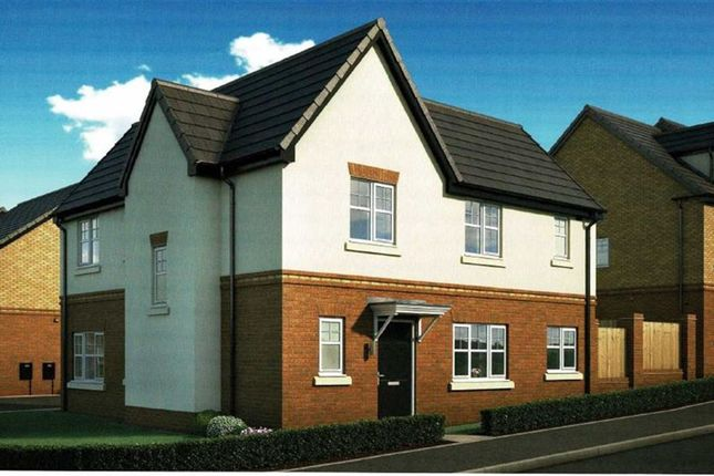 Thumbnail Detached house for sale in Plot 36, Skelmersdale