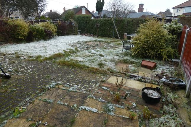 Rear Garden of Eskdale Avenue, Carlisle, Cumbria CA2