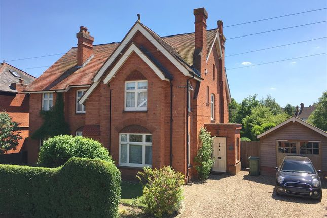 Thumbnail Property for sale in Craven Road, Newbury