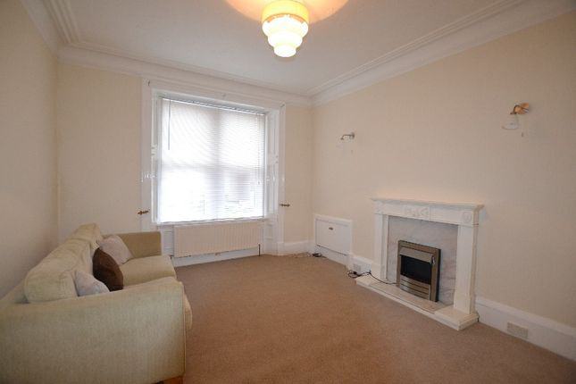 Thumbnail Flat to rent in Sidney Street, Saltcoats, North Ayrshire