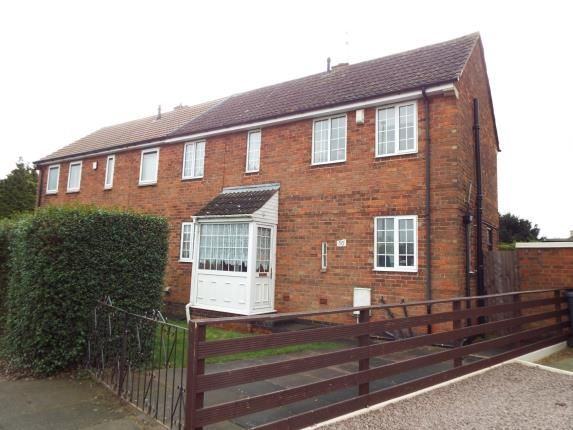 Thumbnail Semi-detached house for sale in Pindar Road, New Parks, Leicester, Leicestershire