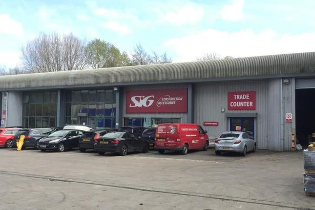 Industrial to let in The Parkway Centre, Longbridge Road, Trafford Park, Manchester