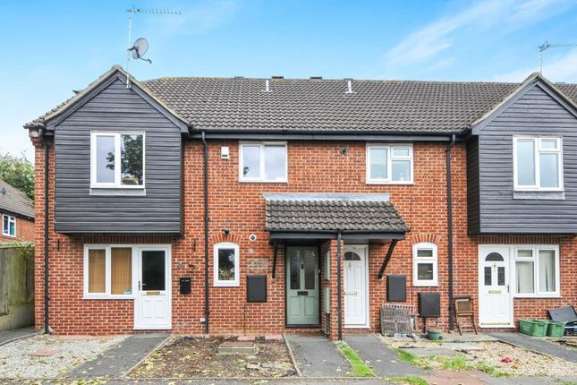 Thumbnail Maisonette for sale in Boscawen Way, Thatcham