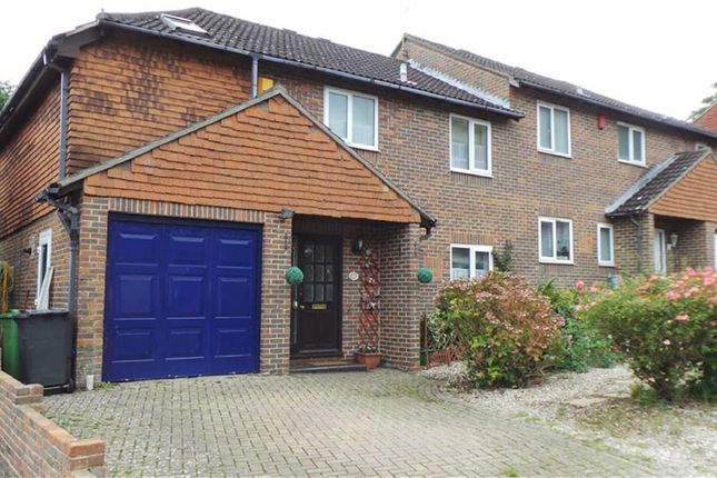 Thumbnail Semi-detached house for sale in Teal Court, St Leonards-On-Sea, East Sussex