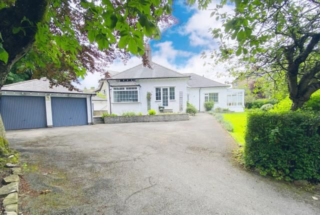 Thumbnail Bungalow for sale in Lightwood Road, Buxton, Derbyshire