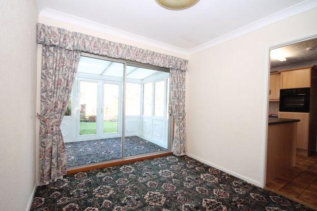 Dining Room of Meadow Lane, Trentham, Stoke-On-Trent ST4