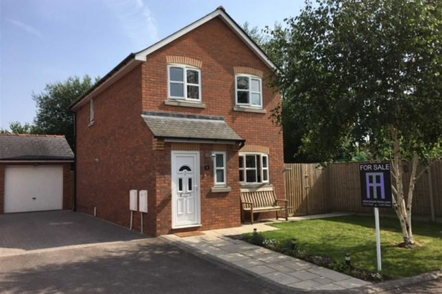 Thumbnail Detached house for sale in Owens Lane, Ross On Wye, Herefordshire