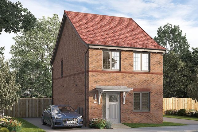 "Thumbnail Detached house for sale in ""The Lorton"" at Steeplechase Way, Market Harborough"