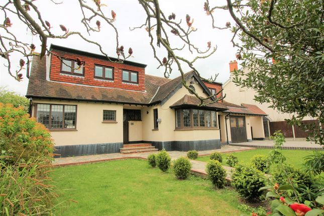 Thumbnail Detached house for sale in Western Road, Leigh-On-Sea