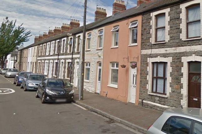 Thumbnail Property to rent in Theodora Street, Roath, Cardiff