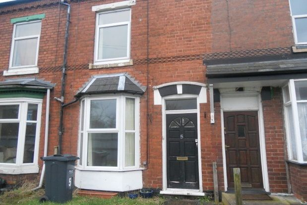 2 bed terraced house to rent in Gladys Terrace, Gladys Road, Bearwood, Smethwick