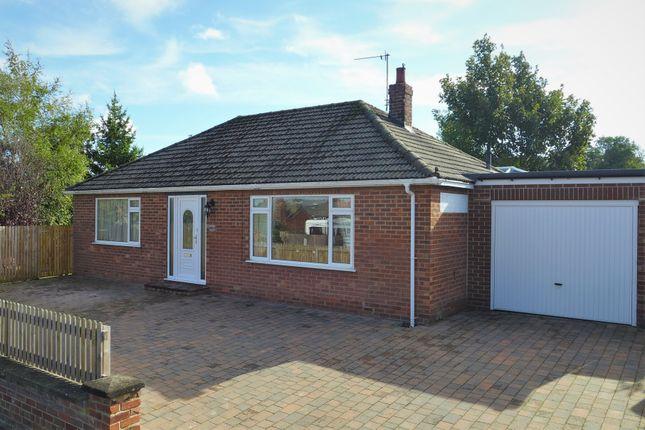Thumbnail Detached bungalow for sale in South Grange Road, Ripon