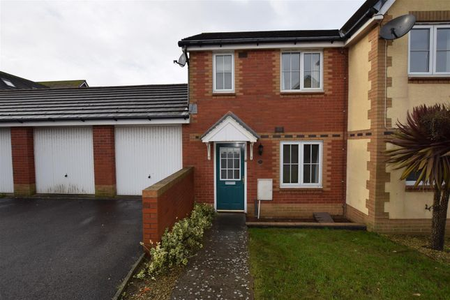 2 bed semi-detached house for sale in Heol Eryr Mor, Barry