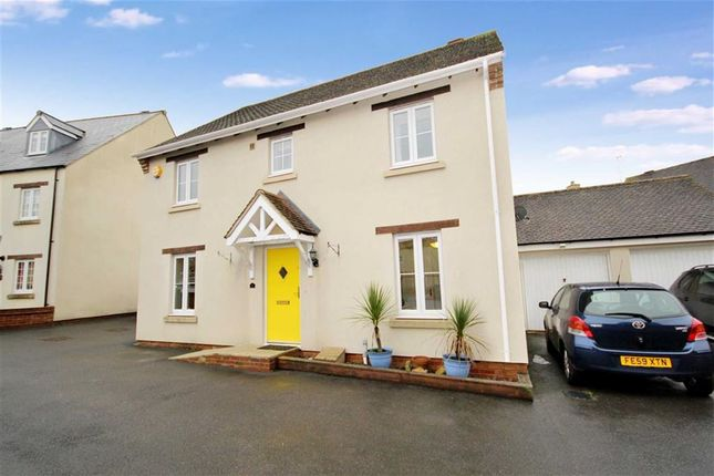 Thumbnail Detached house for sale in Charmind Walk, Swindon, Wilts