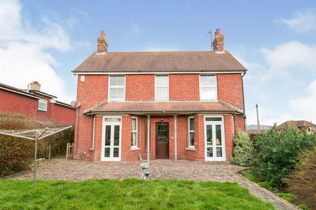 5 bed detached house for sale in Hailsham Road, Amberstone, Hailsham BN27