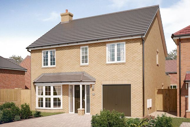 "Thumbnail Detached house for sale in ""The Rosebury"" at Chilton, Ferryhill"