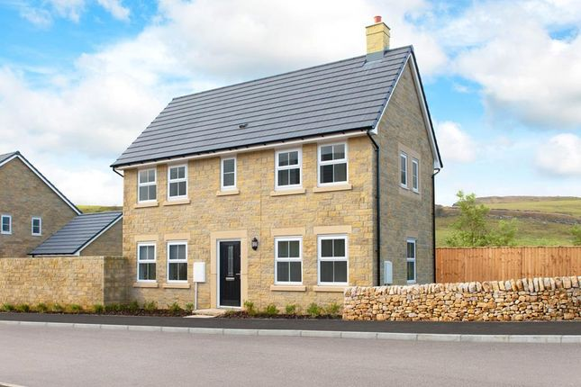 """Thumbnail Detached house for sale in """"Ennerdale"""" at Burlow Road, Harpur Hill, Buxton"""