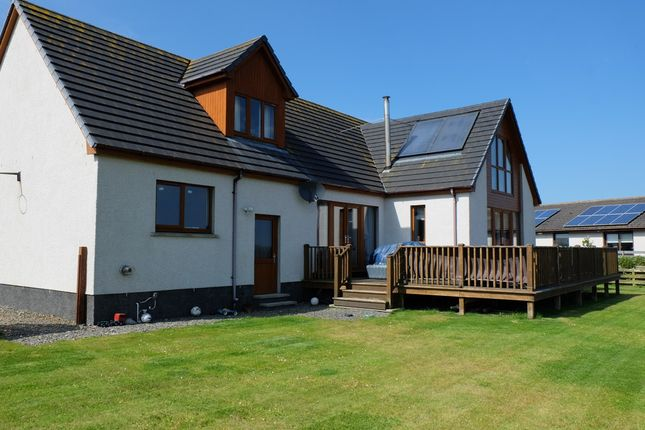 Thumbnail Detached house for sale in Wick