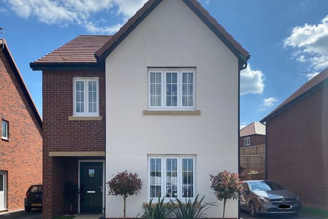 4 bed detached house to rent in Canyon Meadow, Creswell, Worksop S80