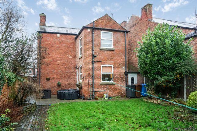 Rear View of Kirkwhite Avenue, Long Eaton, Nottingham NG10