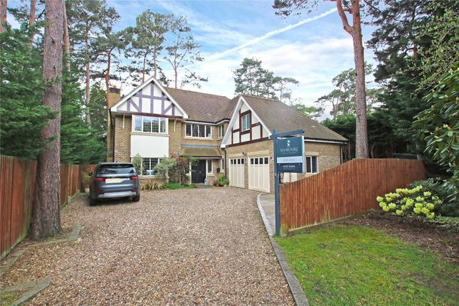 Thumbnail Detached house for sale in Pyrford Woods, Pyrford, Surrey