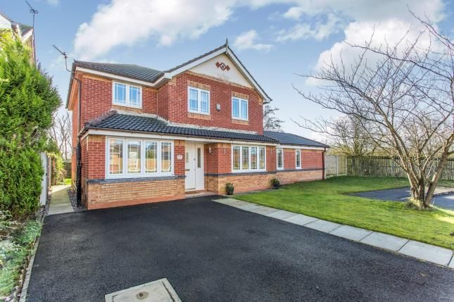 Thumbnail Detached house for sale in Askwith Road, Hindley, Wigan, Greater Manchester