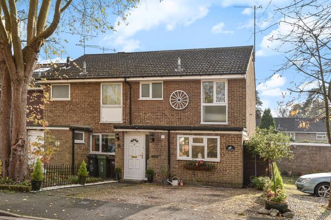 Thumbnail Semi-detached house for sale in Heatherside, Surrey