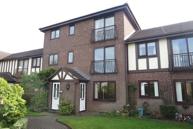 Thumbnail Flat for sale in Tudor Court, Loring Road, Newcastle