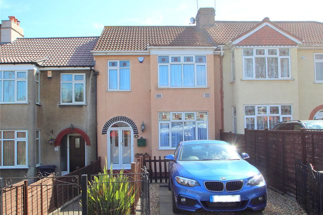 3 bed terraced house for sale in King Georges Road, Bishopsworth, Bristol