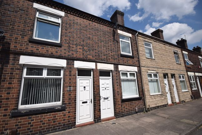 Thumbnail Terraced house to rent in Welby Street, Fenton, Stoke-On-Trent