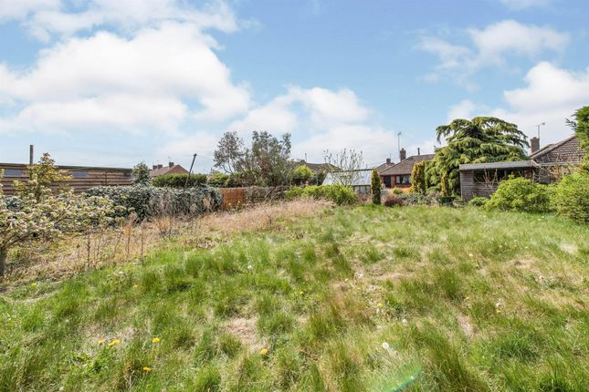 Thumbnail Detached bungalow for sale in Field Road, Mildenhall, Bury St. Edmunds