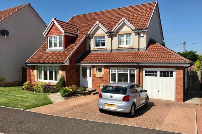 Thumbnail Detached house for sale in Glamis Crescent, Blantyre