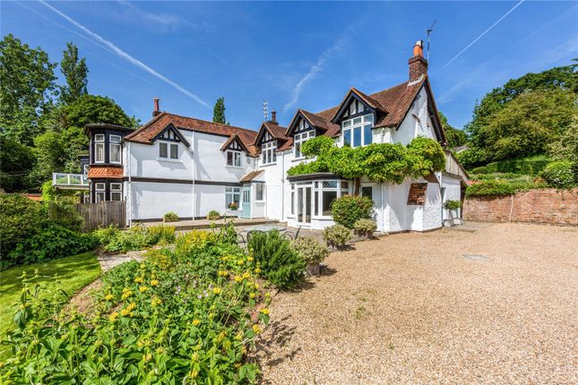 Thumbnail Semi-detached house for sale in Kings Lane, Cookham Dean, Maidenhead, Berkshire