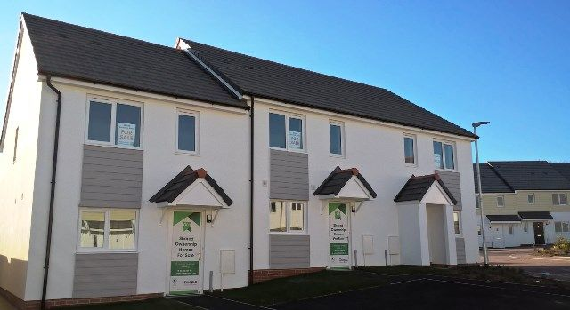 2 bed terraced house for sale in Copper Court, Blackwater